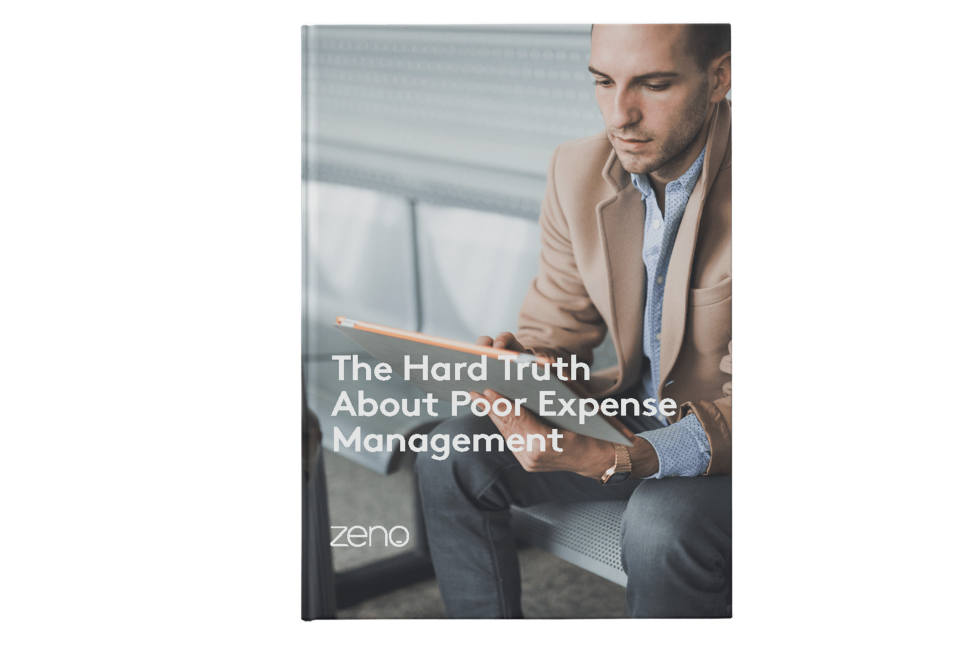 eBook - The Hard Truth About Expense Management